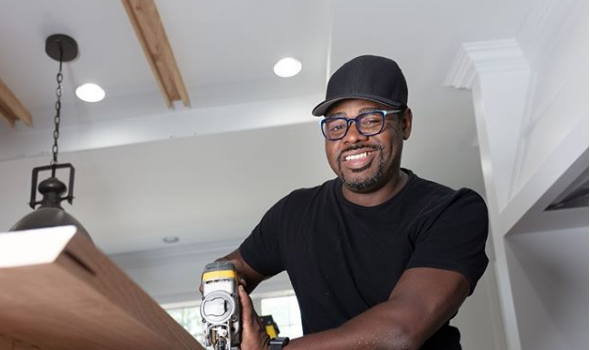 "Boyz II Men Singer Lands New DIY Show ""Hit Properties with Nathan Morris"""