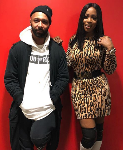 Remy Ma Tells Joe Budden – You Mad P***y & You're Scared To Death!