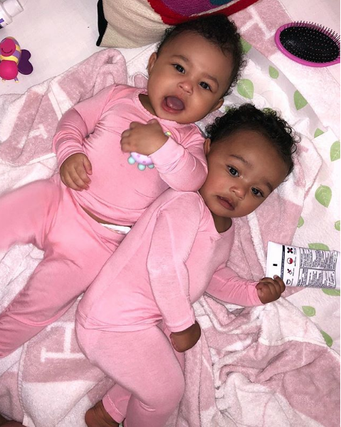Kylie Jenner's Daughter & Niece Chicago Are Already Having Adorable Sleep Overs [Photo]