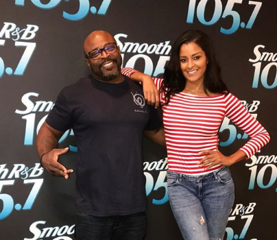 Claudia Jordan Lands Radio Show, Replaces Steve Harvey In Dallas Market