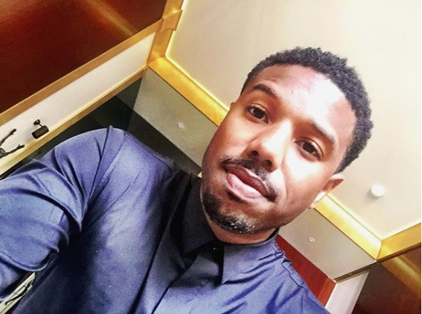 Michael B. Jordan Re-Explains Controversial Photo Of Him Vacaying w/ All White Women