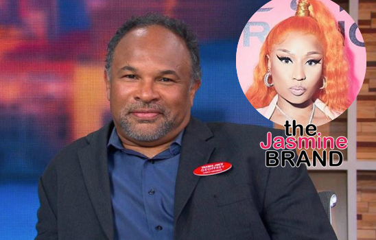 Geoffrey Owens – Nicki Minaj's Team Hasn't Reached Out To Donate $25K, But I'll Give It To Charity If She Does
