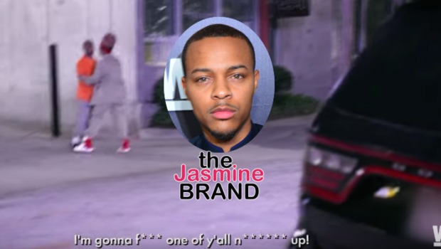 "Bow Wow – Footage of Him Trashing ""Growing Up Hip Hop"" Set Released"