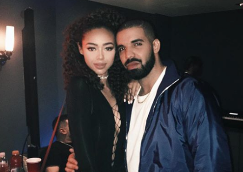 Drake Allegedly Dating Music Producer Jimmy Jam's 18-Year-Old Daughter Model Bella Harris, Pair Spotted in DC