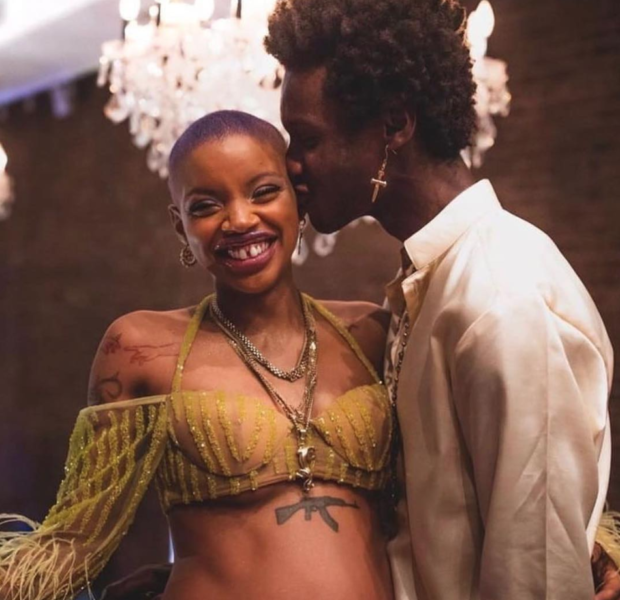 Slick Woods Goes Into Labor After Walking Rihanna Fashion Show, Delivers Healthy Baby Boy