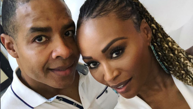 Cynthia Bailey & Boyfriend Mike Hill Show Some Steamy PDA In LA [VIDEO]