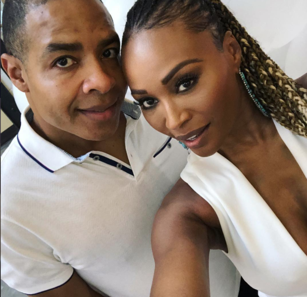 """Cynthia Bailey & Boyfriend Mike Hill Talk About Marriage 'All The Time"""""""