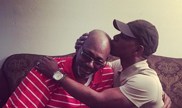 Kirk Franklin's Biological Father Dies [Condolences]