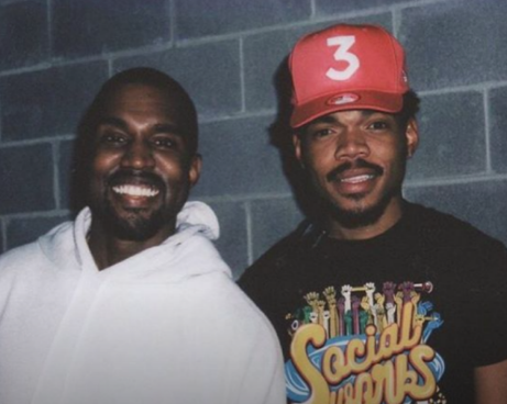 Kanye & Chance The Rapper Prepping New Album, 'Good A** Job'