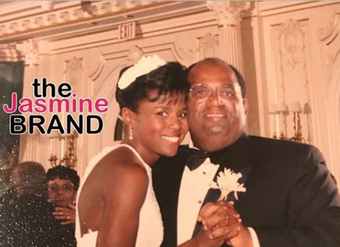 Al Roker & Wife Deborah Roberts Celebrate 23 Years of Marriage [Photo]