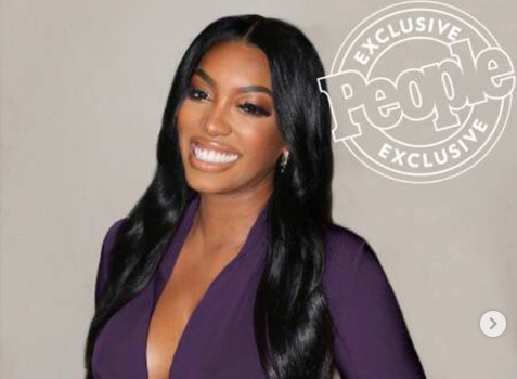 Porsha Williams Announces Pregnancy, Says It Wasn't Planned & They're Already Talking Baby Names – He Likes The Name Porsha Jr.