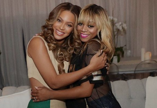 Former Destiny's Child Member LaTavia Roberson Catches Up With Beyoncé After 18 Years