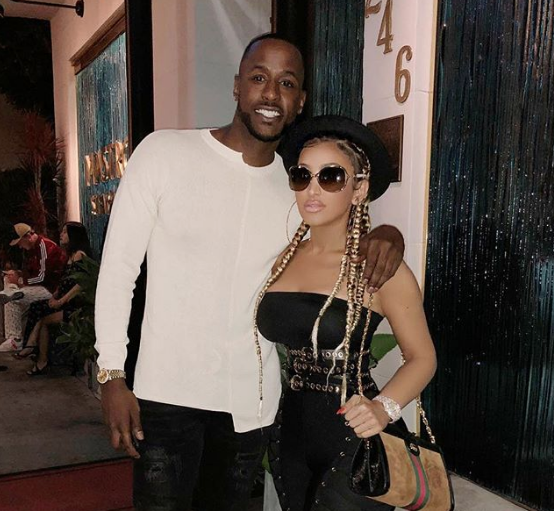 Jackie Long Dating Ex Basketball Wives Star Angel Brinks – We're Ready To Get Married & Have Kids!