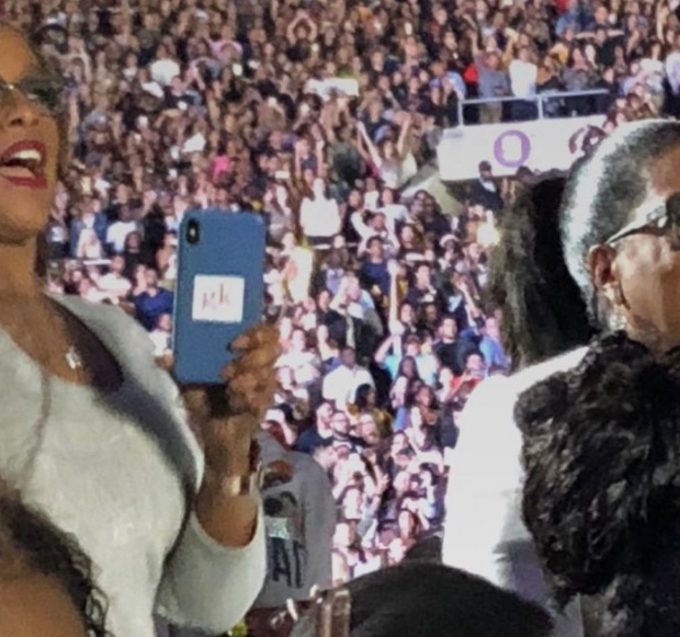Oprah Calls OTRII Concert 'Art' + Mariah Carey, Gayle King, Issa Rae, Kim Kardashian, Kobe Bryant Attend Beyonce & Jay-Z's LA Stop