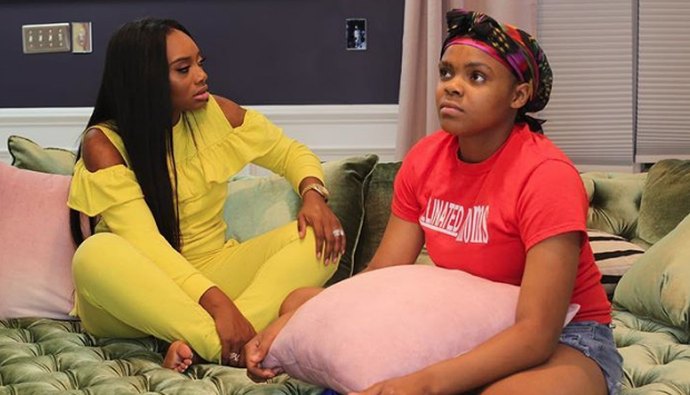 Yandy Smith Asks If She's Being Too Hard On Teen Daughter – She Can't Wear Long Weaves, Fake Nails & No TV On Weekdays