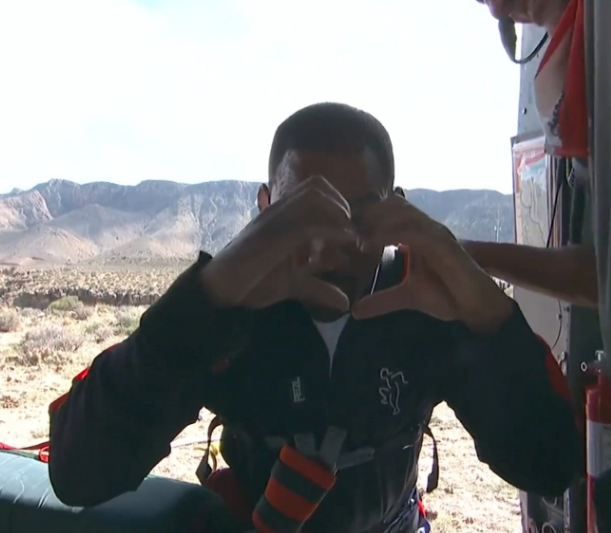 Will Smith Bungee Jumps Over Grand Canyon For 50th Birthday