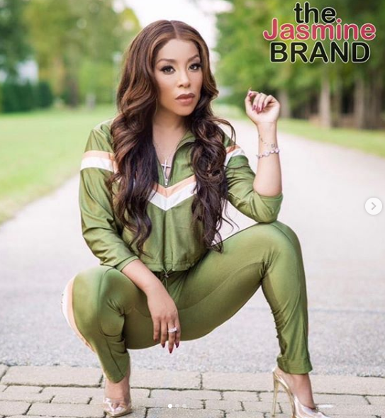 K. Michelle Accused of Skin Bleaching, Singer Responds + Denies Being Dropped By Label