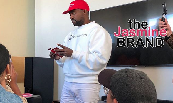 Kanye West Explains Why He's Wearing Pro Trump MAGA Hat Again