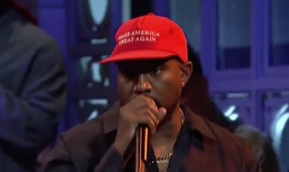 Kanye Calls Out SNL: They Bullied Me Backstage! [VIDEO]