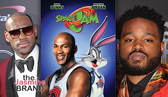 LeBron James Recruits Black Panther Director Ryan Coogler For Space Jam Sequel