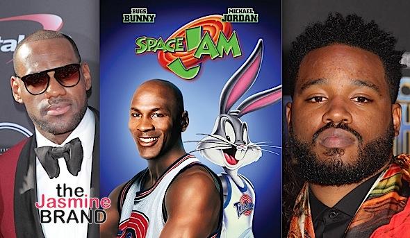 LeBron James Recruits Black Panther Director Ryan Coogler For Space Jam Sequel