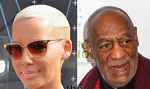 Amber Rose – I Don't Regret Saying I hope Bill Cosby Dies!