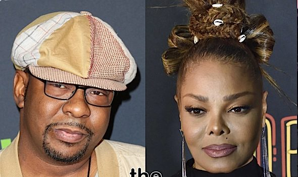 Bobby Brown Kicked Janet Jackson Out His Hotel Room
