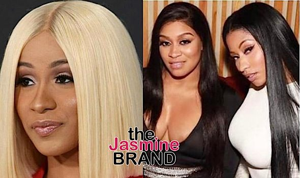 Cardi B & Nicki Minaj's Friend Rah Ali Allegedly Fight At NYFW Party [VIDEO]