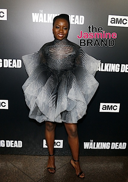 Danai Gurira Is Leaving 'The Walking Dead' – I'm Filled With A Lot Of Pain & Gratitude