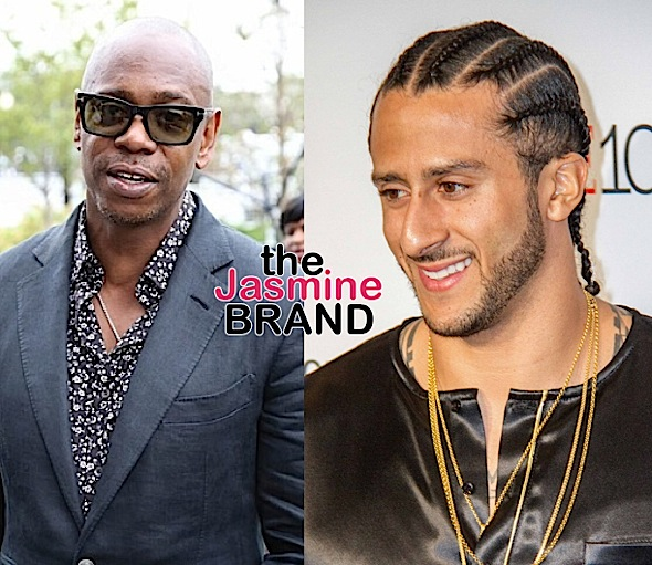 Colin Kaepernick & Dave Chappelle To Be Honored By Harvard University