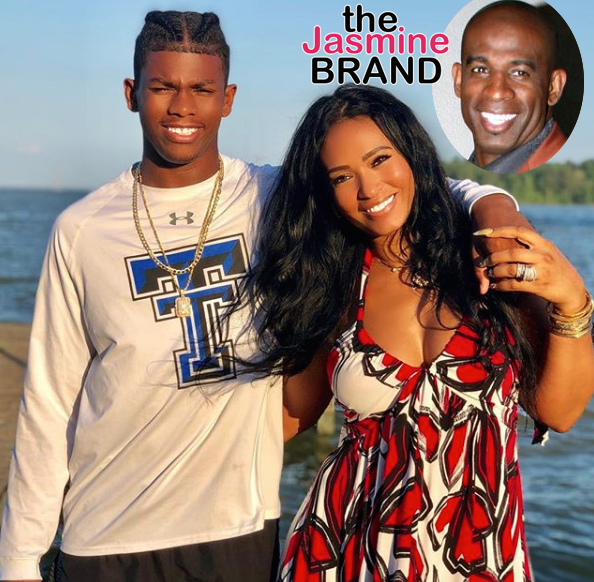EXCLUSIVE: Deion Sanders Ex Wife Pilar Suing Over Nasty Car Crash Involving Herself & Their Son