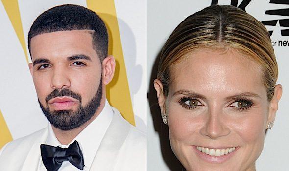Drake Was Shut Down By Supermodel Heidi Klum