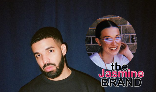 'Stranger Things' Actress Millie Bobby Brown Defends Friendship w/ Drake