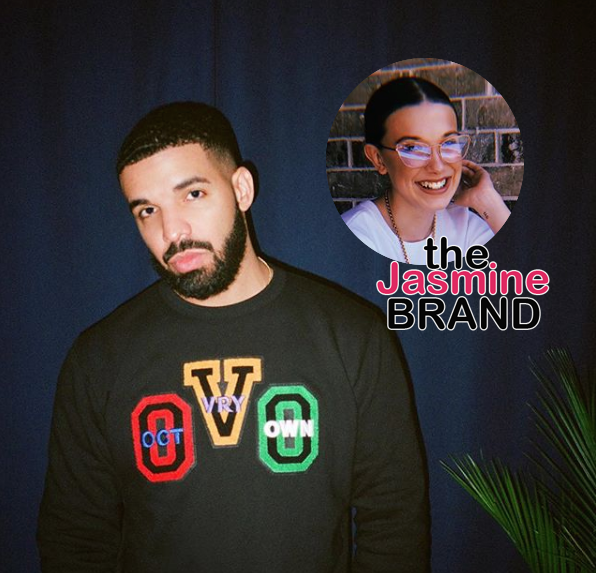 Drake Gives 14-Year-Old 'Stranger Things' Star Millie Bobby Brown Advice About Boys