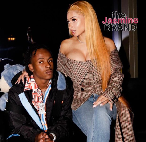 EXCLUSIVE: Rich The Kid & Model Girlfriend Tori Brixx Expecting Their 1st Child