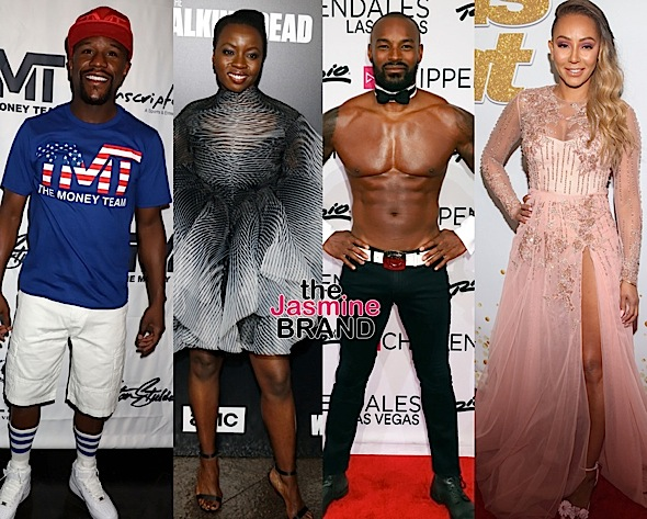 Janelle Monae, Shar Jackson, Floyd Mayweather, Danai Gurira, Tyson Beckford, Mel B [Celebrity Stalking]