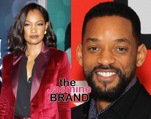 Garcelle Beauvais Apologizes After Posting Photo Kissing Will Smith