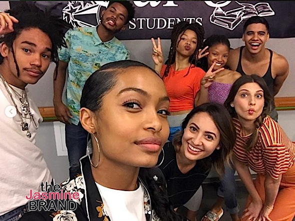 """Grown-ish"" Starring Yara Shahidi Renewed For 3rd Season"