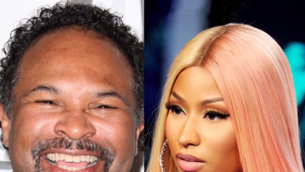As Promised Nicki Minaj Gives $25K To Geoffrey Owens, He Donates It To Charity