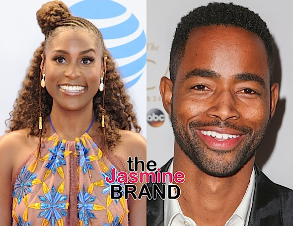 Issa Rae Tells 'Insecure' Co-Star Jay Ellis 'I Forgot You Were Fine'