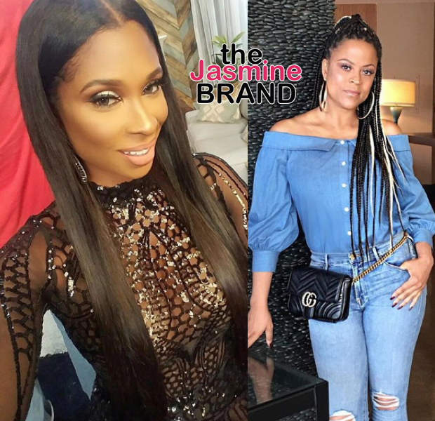 Basketball Wives' Shaunie O'Neal Responds To Reports She's Already Fired Jennifer Williams