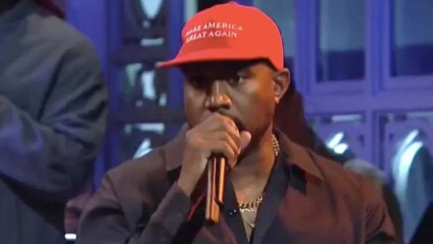 Kanye West Supports Trump, Slams Democrats & Gets Booed On SNL