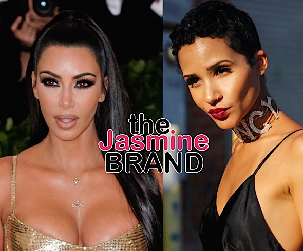 Kim Kardashian Accused of Ripping off Beauty Line Concept By Trey Songz Ex Tanaya Henry