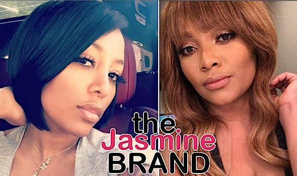 K. Michelle Says She Thinks Teairra Mari's Sextape Was Staged, Teairra Responds – You Can Suck My D*ck!
