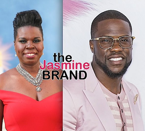 Leslie Jones Calls Out Kevin Hart – He Never Respected Me Or Helped Female Comics, F**k That N*gga!