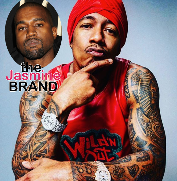 Nick Cannon Responds to Kanye's Message – Nobody Is Going To Tell Me What I Can & Can't Say