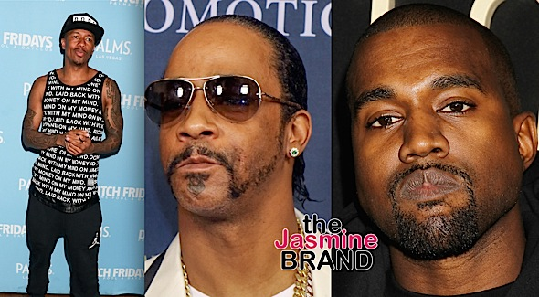 Katt Williams To Kanye: I'll F**k Your A** Up Over Nick Cannon!