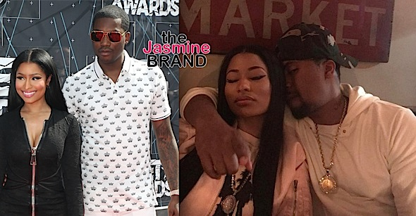 Nicki Minaj Says Her Relationship With Meek Mill Was 'Toxic', Confirms She NEVER Dated Nas