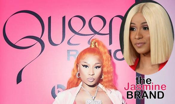 Nicki Minaj & Cardi B Call A Truce: We're Done Fighting!