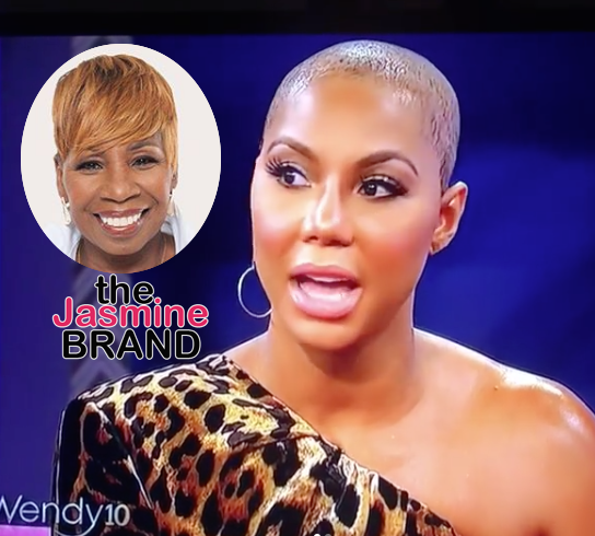 Tamar Braxton – I Was Molested Multiple Times & Iyanla Vanzant Sex Shamed Me!
